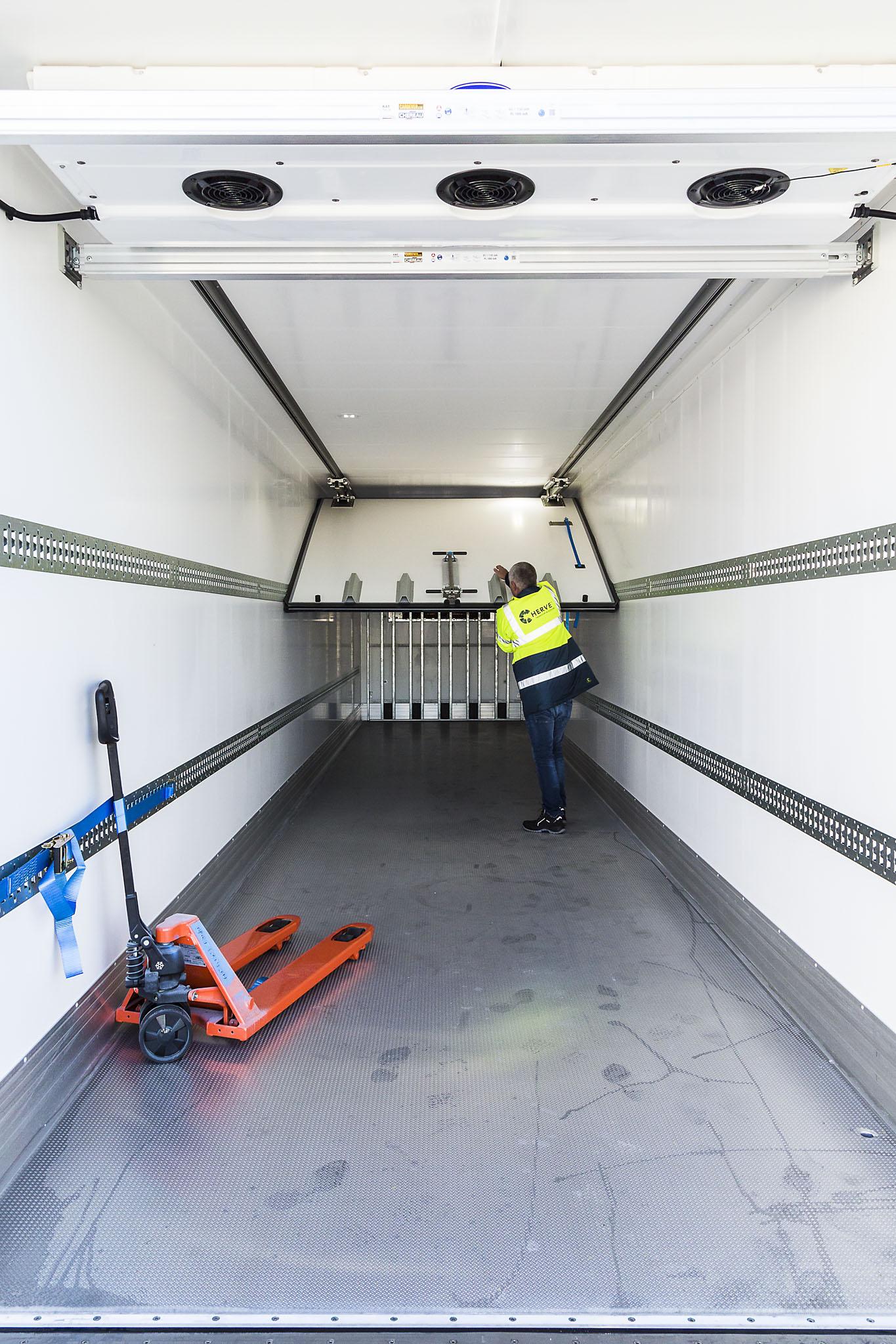 Transport Herve koeltransport